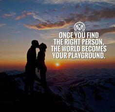 Once you find the right person
