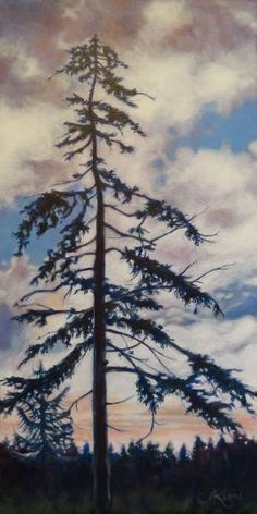 Gallery 2 - Art of Anita Klein Favorite Subject, Canadian Artists, Vibrant Colors, Wildlife, Paintings, Landscape, Gallery, Image, Scenery