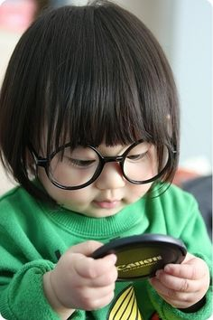 oh my heart... the little glasses!