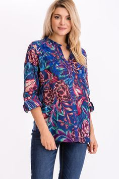 Fashionable Plus Size Clothing, Goa, Plus Size Outfits, Floral Prints, Tunic, India, Colorful, Embroidery, My Style