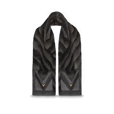 9f4f3f44cff9 Les collections de Louis Vuitton   Écharpe LV Shades Of Mink. Écharpe  LvEcharpeAccessoiresFoulardsVisonOmbresCollectionAccessoires Pour Femmes Cadeaux