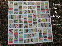 Quilt pattern...love it!