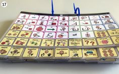 Making a Paper-Based AAC book by Amanda Hartmann