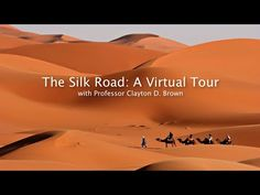 Silk Road Virtual Tour - YouTube