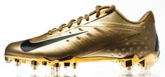 Nike Fußball Vapor Talon Elite Cleats – Stephanni Williamson – Join the world of pin Nike Football, Gold Football Cleats, American Football Cleats, Football Gear, Football Uniforms, Football Shoes, Football Helmets, Best Soccer Shoes, Adidas Soccer Shoes