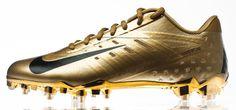 nike talon elite cleats gold | Nike Elite11 Vapor Talon Elite Cleats - Gold (1)