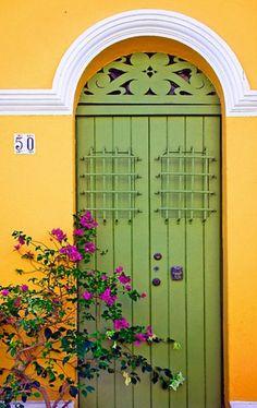 San Juan Doors ~ Puerto Rico