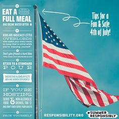 Here's what you need to know to have the a fun & safe July 4th!