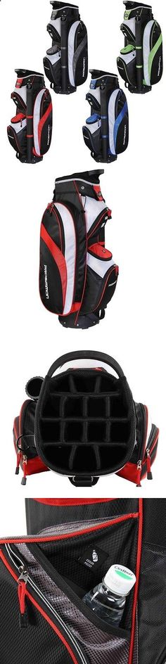 Golf Bags - Golf Club Bags 30109: Prosimmon Golf Tour 14 Divider Cart / Trolley Golf Bag -> BUY IT NOW ONLY: $84.99 on eBay!