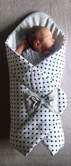 30 Idea Gorgeous Gifts For Baby Shower, Envelope Blanket - Page 5 of 30 - hotcrochet .com