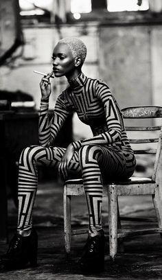 (♥) Herieth Paul by Max Abadian for Dress to Kill