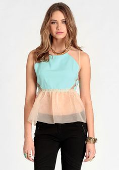 Another Realm Peplum Top at #threadsence  Get 5% cash back http://www.studentrate.com/itp/get-itp-student-deals/Threadsence-Discounts-and-Coupons--/0