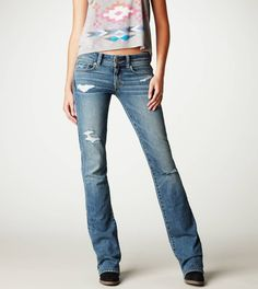 Original Boot Jean from American Eagle, just ordered for self for xmas