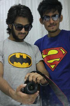 The Batman & The Suprman