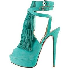 Ladies shoes womens shoes http annagoesshopping womensshoes 6977 |Green Heels|