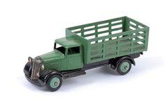 Meccano Dinky 25f Market Gardeners Lorry
