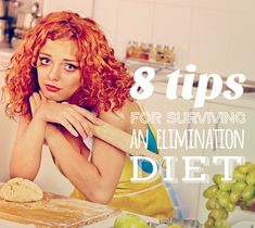 8 Tips for Surviving an Elimination Diet. {vegan, dairy-free, gluten-free, sugar-free}
