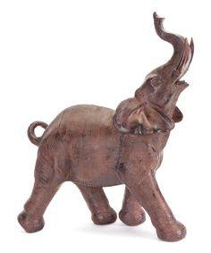 Love this Elephant Statue on #zulily! #zulilyfinds