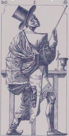 I. The Magician: Tarot of the III Millenium