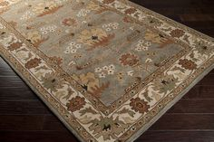x Arts & Crafts William Morris Hand Tufted Plush Wool Area Rug Rugs For Less, Oriental, Dining Table Rug, Area Rug Sizes, Hand Tufted Rugs, Green Art, Arts And Crafts Movement, William Morris, Wool Area Rugs