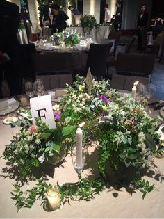 WEDDING DAY... の画像|Wedding &Party Designerの黒沢祐子
