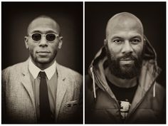 Mos Def & Common, talented Poets and artists, whose Music breaches the gap of ages