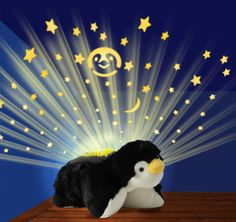 Dream Lites Playful Penguin | Dream Lites Pillow Pets