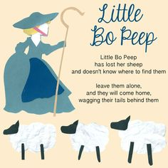 Little Bo Peep Hide And Seek!  from Let's Play Music