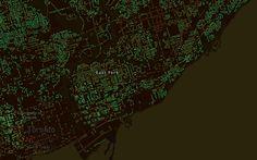 Cuando el sistema Big Data analiza ciudades con datos. Dónde surge y qué es, para que sirve o cómo funciona los mostramos con ejemplos ante la Smart City