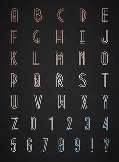 Metropolis - A Free Font by Josip Kelava
