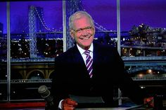 David Letterman, who retired in May 2015, still made enough money hosting the 'Late Show' to earn him a spot on the list.
