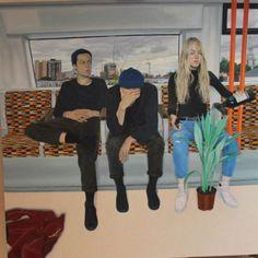 Artistaday.com : London, UK artist Tristan Pigott via @artistaday
