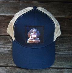 Dharma Love - Medicine Buddha Keep on Truckin Organic Cotton Trucker Hat, $29.99 (http://www.dharmalove.com/unnamed-product/)