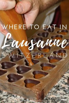 Best Restuarants in Lausanne Switzerland - a foodie guide packed with recommendations from both locals and travellers! #lausanne #switzerland #foodtravel