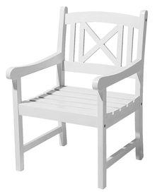 Židle HVIDE SANDE bílá | JYSK
