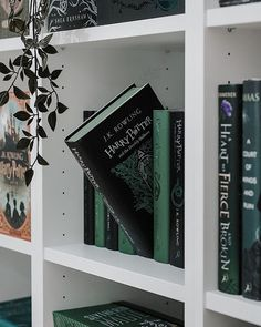 Slytherin Aesthetic, Shelfie, Meant To Be, Harry Potter, Earth, Shit Happens, Instagram, Books, Photography