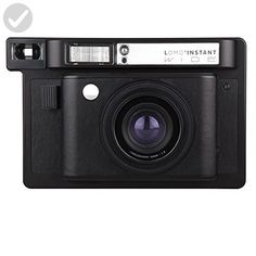 Lomo Instant Wide - Black - Fun stuff and gift ideas (*Amazon Partner-Link)