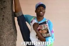 #splitsontrees @Louise Cote Cote SprinkleofGlitter @Tanya Knyazeva Knyazeva Burr !