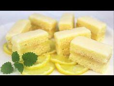 Citronové řezy / Helenčino pečení - YouTube Cantaloupe, Cheesecake, Fruit, Desserts, Food, Youtube, Lemon, Tailgate Desserts, Deserts