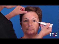 Maquillaje de noche para pieles maduras - YouTube