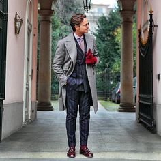 Mr. Raro Instagram - He Spoke Style