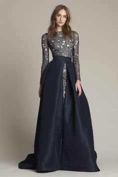 Monique Lhuillier Pre-Fall 2016