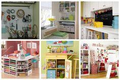 La craft room dei nostri sogni | Trashic