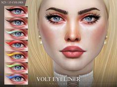 Pralinesims' Volt Eyeliner N23