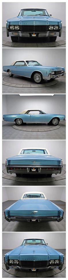 1966 Lincoln Continental ════════════ ❄❄ Alittlemarket ☞ https://www.alittlemarket.com/boutique/au_royaume_du_timbre-3130013.html