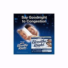 Breathe Right Nasal Strips, Small/Medium, Clear, 50-Count Bo