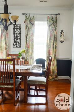 A Dining Room Update