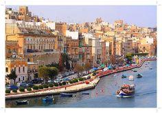 At Senglea's coast - Senglea, Malta