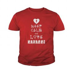 Happy Valentines Day  Keep Calm and Love Navarre LIMITED TIME ONLY. ORDER NOW if you like, Item Not Sold Anywhere Else. Amazing for you or gift for your family members and your friends. Thank you! #valentine