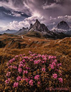 Photograph Passo Giau by Vladislav Terziiski on 500px